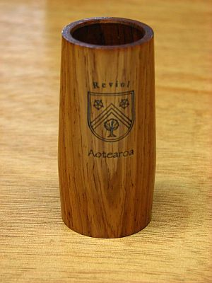 Custom Clarinet Barrel, Honduras Rosewood